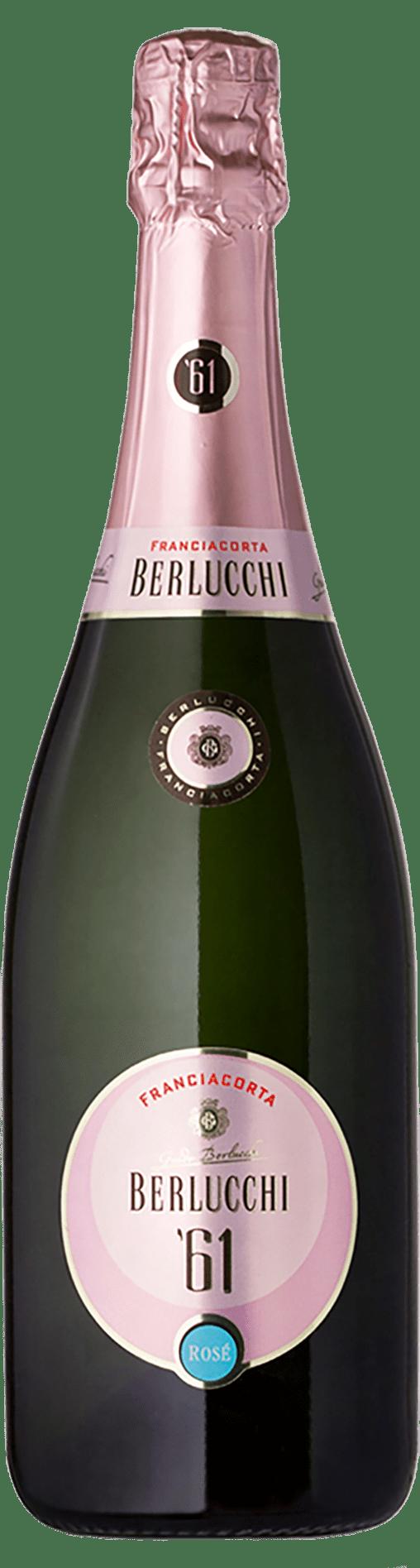 Berlucchi 61' Rosè Franciacorta