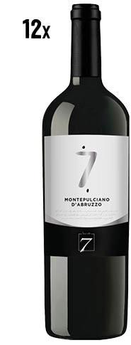 Montepulciano  Linea Sette Liebhaberset 12 Stk