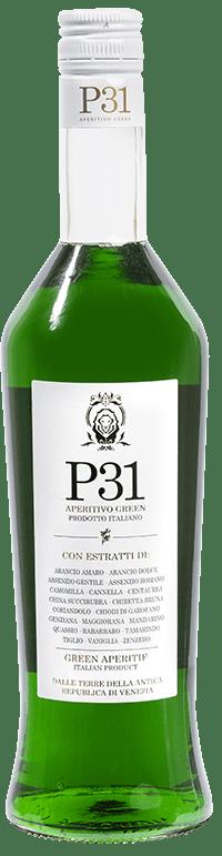P31 Aperitivo Green Spritz 1l