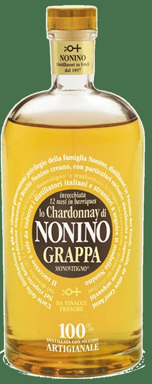 Grappa Chardonnay Barrique