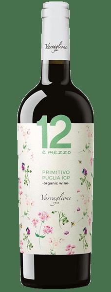 12 e mezzo Bio Primitivo di Puglia IGP