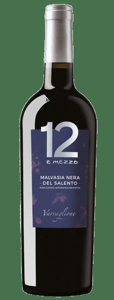 12 e mezzo Malvasia Nera del Salento Varvaglione