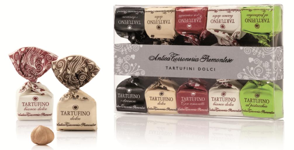 Antica Torroneria Tartufini dolci misti 70gr - 10er Pack