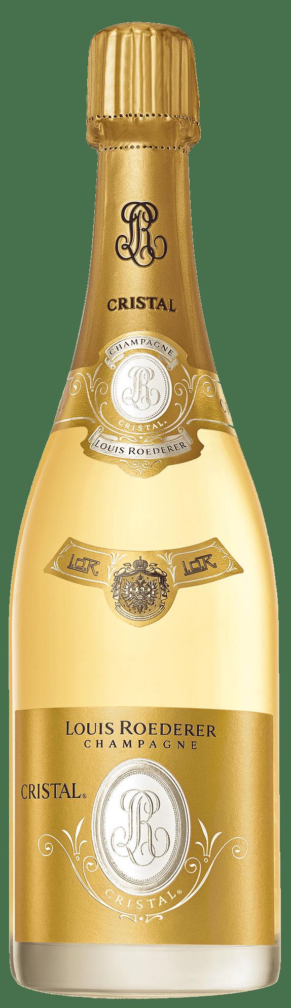 Champagner Louis Roederer Cristal