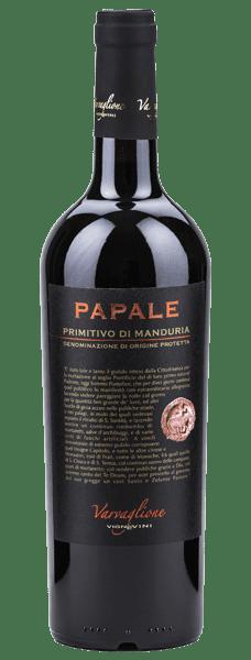 Papale Rosso Primitivo di Manduria DOP