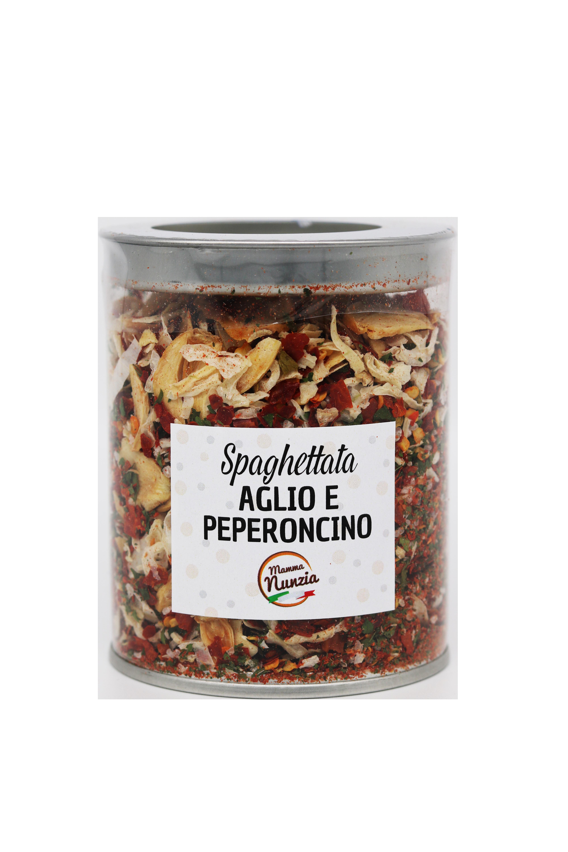Mamma Nunzia Spaghettata Aglio e Peperoncino 120g