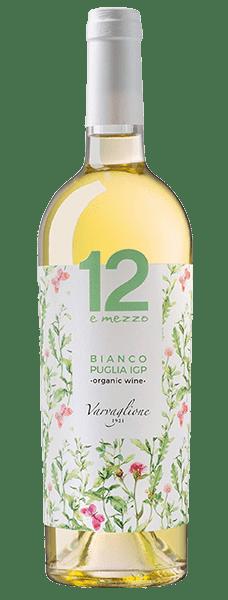 12 e mezzo Bio Bianco Puglia IGP