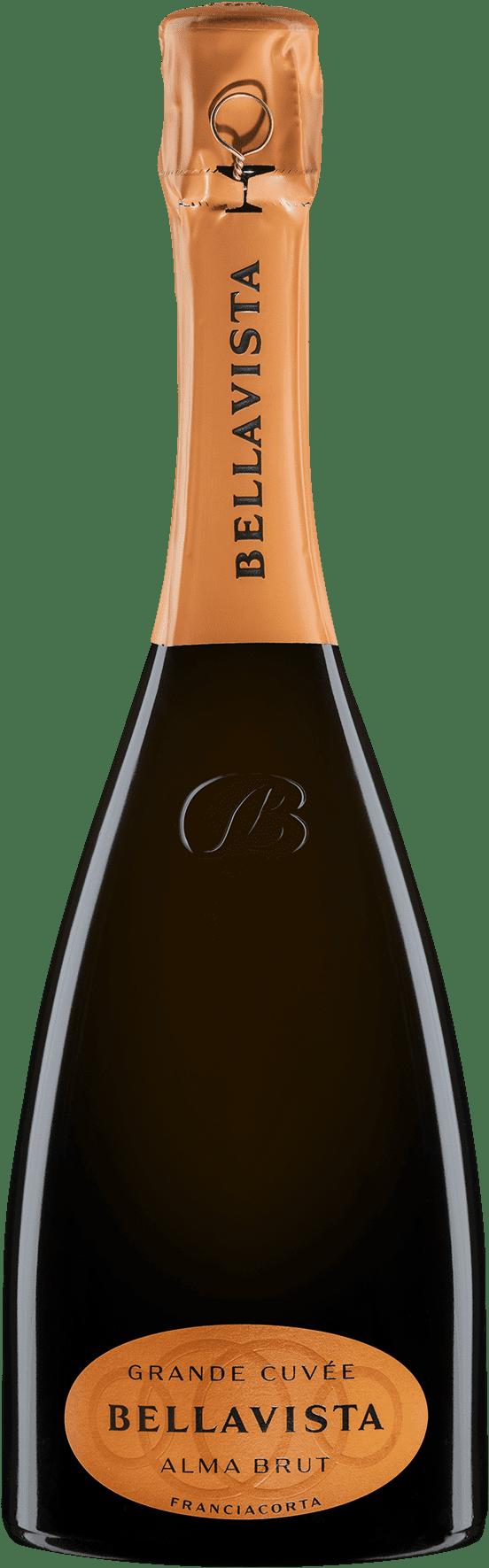 Bellavista Alma Cuvée Brut Franciacorta